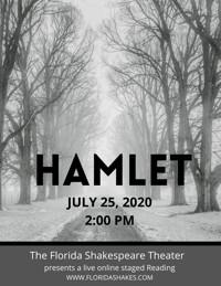 Live Stream Reading of Hamlet in MIAMI