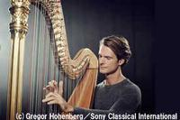 Kitara World Soloist Series Xavier de Maistre Harp Recital in Japan