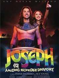 Joseph and the Amazing Technicolor Dreamcoat in Tempe