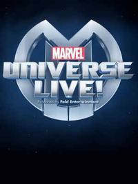 Marvel Universe Live! in Broadway