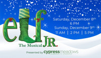 Elf the Musical, Jr in Tampa