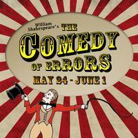 The Comedy of Errors in Raleigh