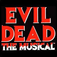Evil Dead: The Musical in San Antonio Logo