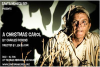 A Christmas Carol by Charles Dickens in Broadway