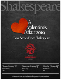 A Valentine's Affair 2019 in Madison