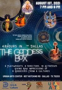 48Hours in...Dallas in Dallas Logo
