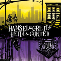 Hansel & Gretl & Heidi & G?nter in Seattle