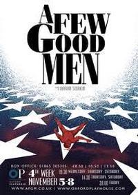 A Few Good Men in Broadway