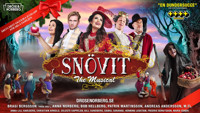 Sn?vit The Musical in SWEDEN