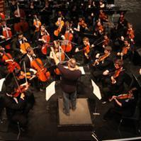 The National Youth Orchestra Canada in Montreal