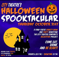 SPOOKTACULAR: Drag Variety Show and Boo Bash in Austin