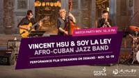 Vincent Hsu & Soy La Ley Afro-Cuban Jazz Band ??Jazz Changed, Jazz Changes, Jazz Changin??  in Rhode Island