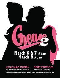 GREASE 2: In Concert! in Other New York Stages