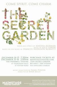 The Secret Garden in Toronto
