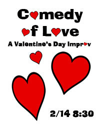 Comedy of Love: A Valentine's Day Improv in Seattle