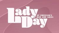 Lady Day At Emerson's Bar & Grill in Central Pennsylvania