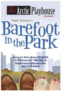 Barefoot in the Park in Rhode Island