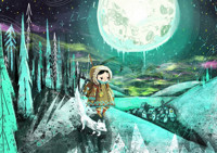 Under the Frozen Moon in UK Regional