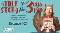 THE TRUE STORY OF THE THREE LITTLE PIGS in Salt Lake City