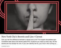 New York City's Secrets & Lies in Rockland / Westchester