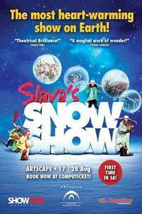 Slava's Snowshow in South Africa