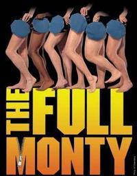 The Full Monty in Broadway