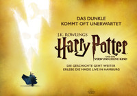 Harry Potter und das verwunschene Kind in Germany