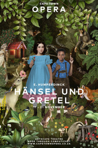 E.HUMPERDINCK HANSEL UND GRETEL in SOUTH AFRICA
