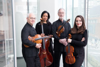 Music for Food: Juilliard String Quartet in Off-Off-Broadway