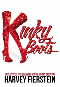 Kinky Boots - The Musical in HD w/ Harvey Fierstein in Broadway