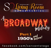 A Broadway Melody: 50's and Before in Central Pennsylvania