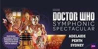 Doctor Who Symphonic Spectacular in Australia - Perth