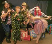 Adventures in Toyland in Broadway