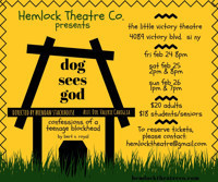 DOG SEES GOD:Confessions of a Teenage Blockhead in Other New York Stages