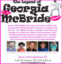 The Legend of Georgia McBride in Portland