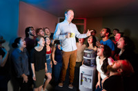 Big Fork's Comedy Pop Up in Australia - Brisbane