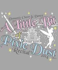 A Little Bit of Pixie Dust 2014 Recital in Sioux Falls