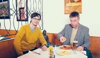 Jürgen Pfaffinger & Christian Schwab in Austria