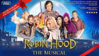 Robin Hood the Musical in Sweden
