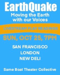 EarthQuake: Moving the Earth With Our Voices in San Francisco