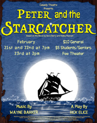 Peter and the Starcatcher in Oklahoma