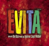 Evita (English language run) in Broadway