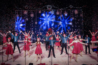 Upper Darby Shooting Stars Holiday Spectacular! in Philadelphia