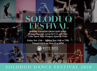 2020 SoloDuo VIRTUAL dance Festival in Brooklyn