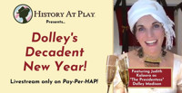 Dolley's Decadent New Year! in Boston