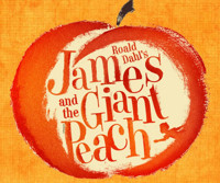 Roald Dahl's James and the Giant Peach in Fort Lauderdale