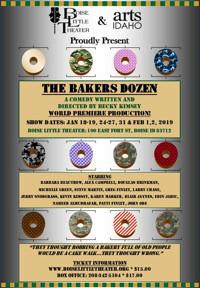 The Bakers Dozen in Boise