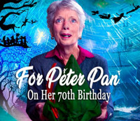 For Peter Pan on Her 70th Birthday in Denver
