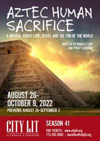 Aztec Human Sacrifice in Chicago