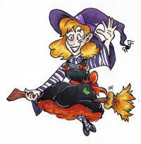A Kooky Spooky Halloween in Broadway